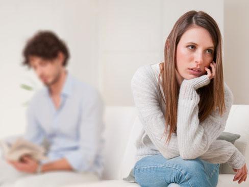 divorcing