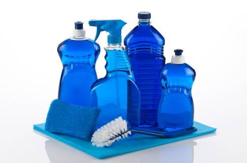 Household Chemicals That Movers Won't Transport